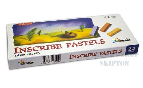 Inscribe Soft Pastel Sets